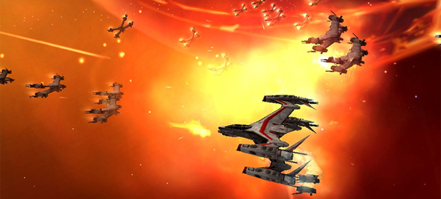 Gearbox is Releasing HD Versions of Homeworld Games on PC