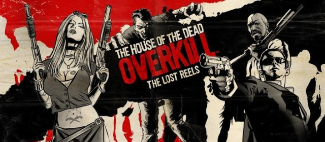 House Of The Dead: Overkill – The Lost Reels Review