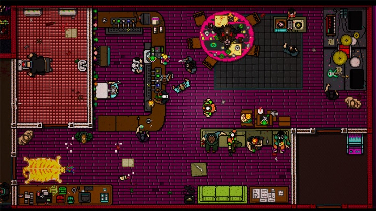 Hotline Miami 2 review -gameplay