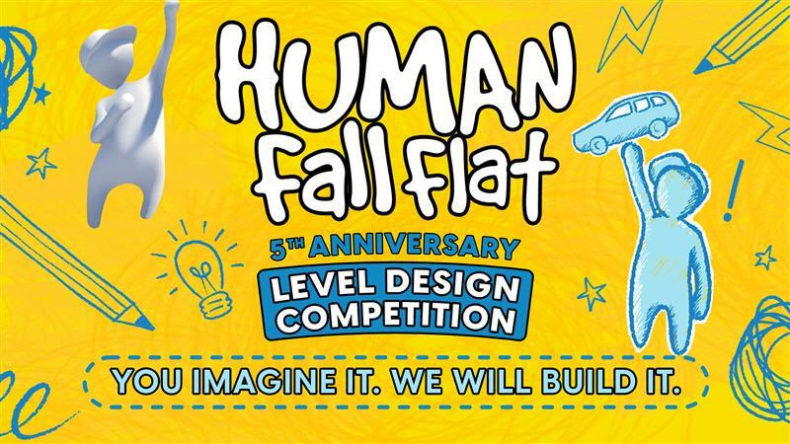 Human: Fall Flat competition