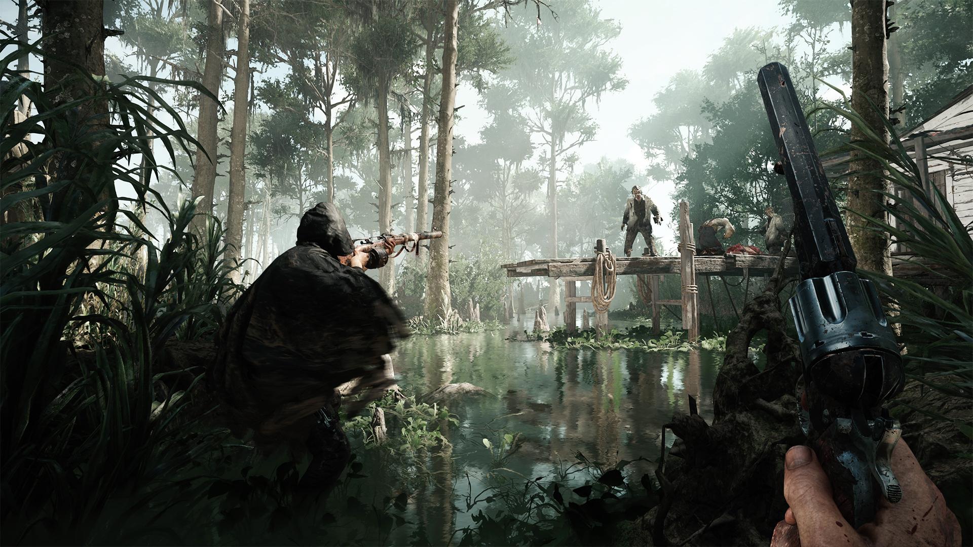 Hunt Showdown screenshot 001