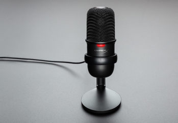 HyperX Solo Cast Microphone