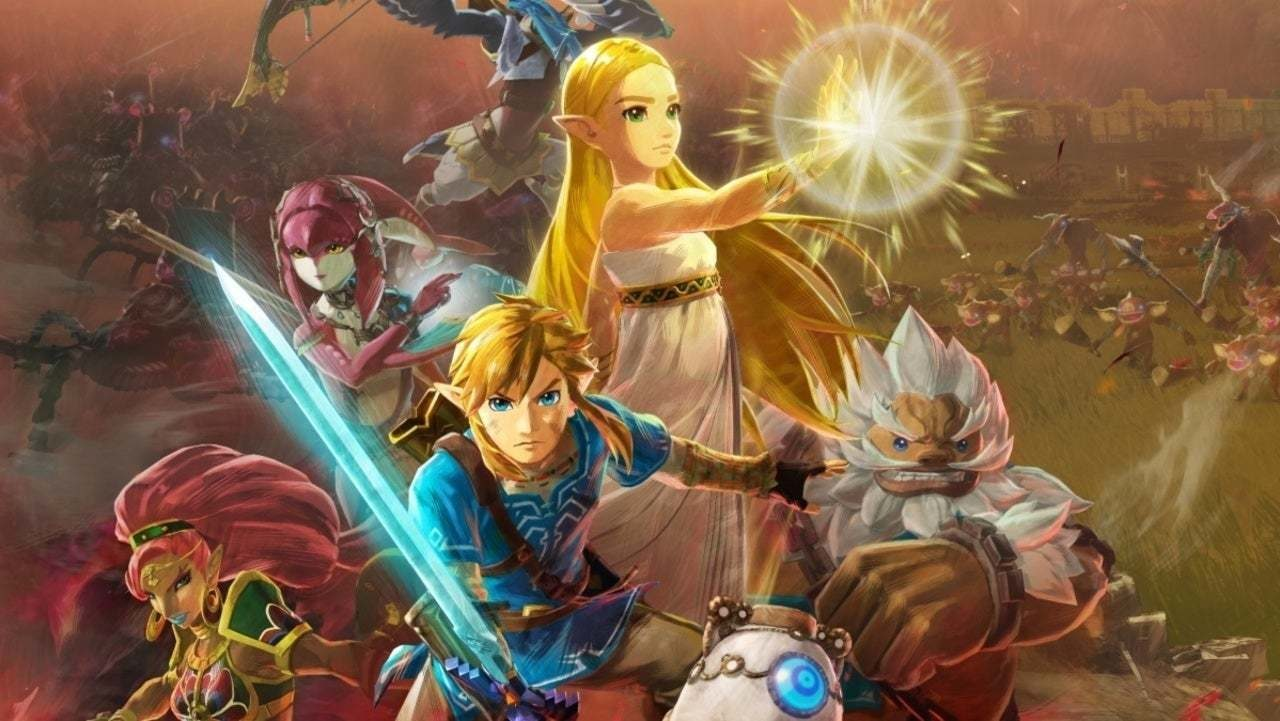 Hyrule Warriors Age Of Calamity Review Godisageek Com