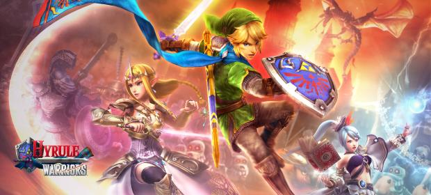 Hyrule Warriors Featured