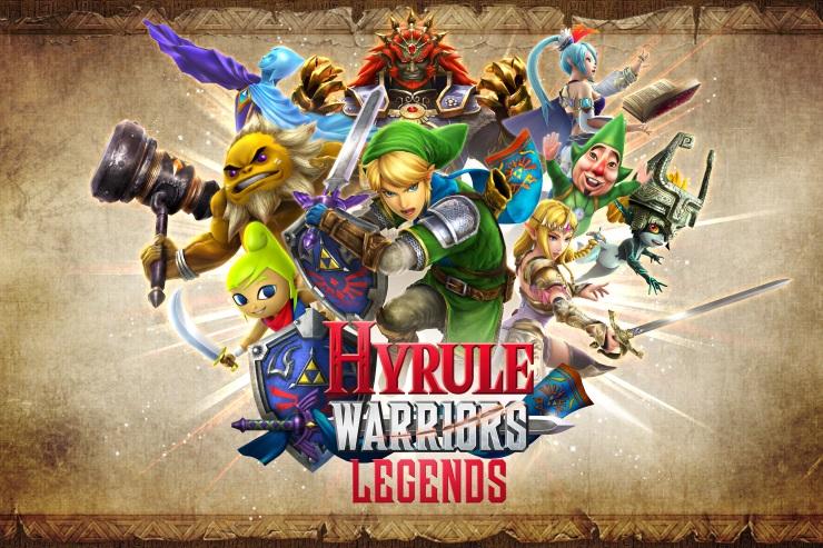 Hyrule Warriors: Legends Preview