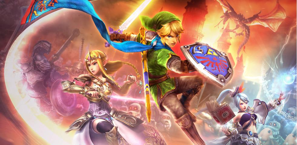 Hyrule Warriors slider
