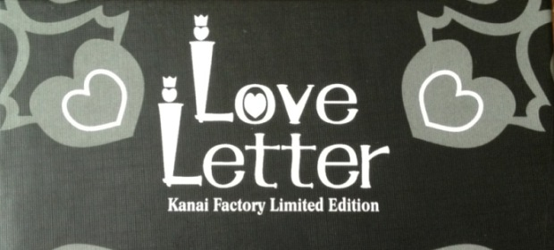 Love Letter Kanai Factory Limited Edition Review