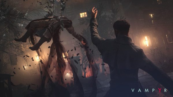 Dontnod Want You To Brawl Like A Bloodsucker In Vampyr