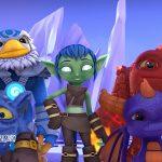 Skylanders Academy series 2 premiers on Netflix October 6