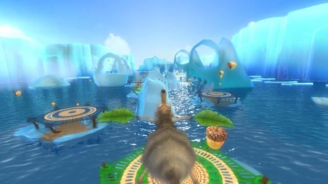 Ice Age: Continental Drift - Arctic Games - Screenshot 1