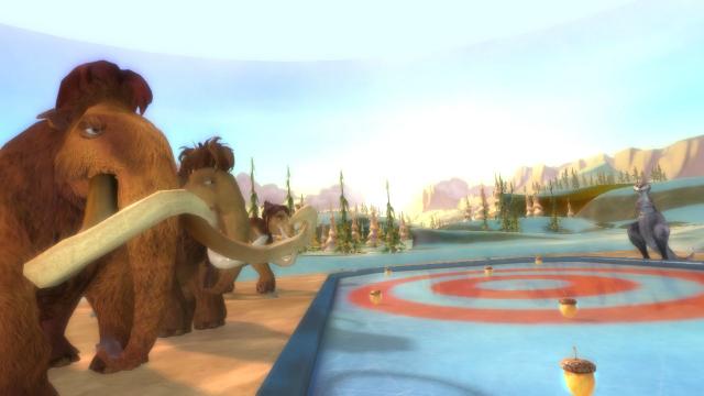Ice Age: Continental Drift - Arctic Games - Screenshot 2