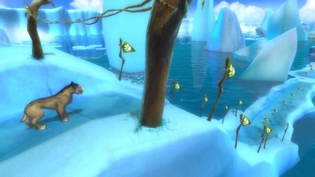 Ice Age: Continental Drift - Arctic Games - Screenshot 3