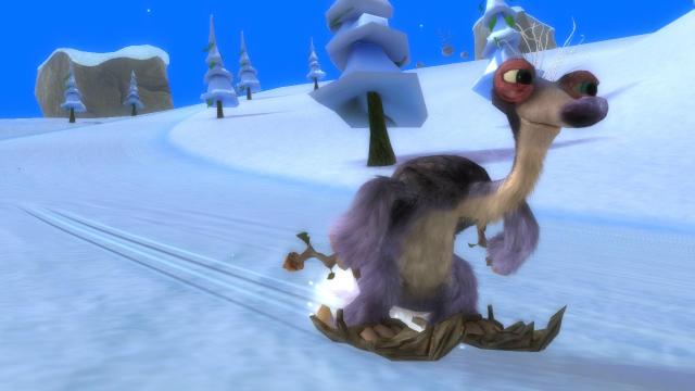 Ice Age: Continental Drift - Arctic Games - Screenshot 4