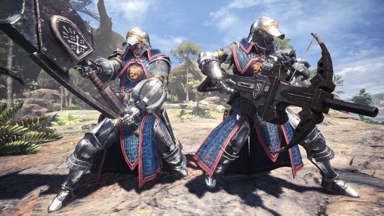 "The free ""Guardian"" Armor set"