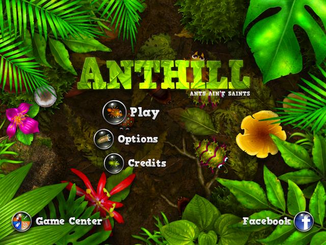 Image & Form: Interview - Anthill Menu