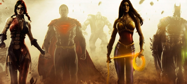 New Injustice: Gods Among Us Ultimate Edition Trailer