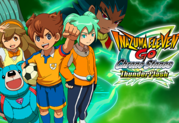 Inazuma 11 go thunder flash review