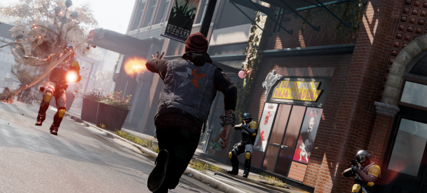 Infamous: Second Son Gets Live Action Trailer