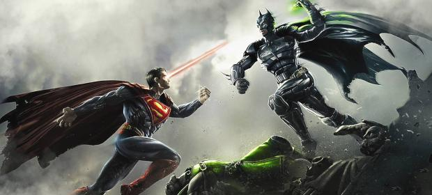 Injustice Gods Among Us Ultimate Edition Review