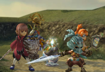 Inside Final Fantasy Crystal Chronicles Remastered Edition