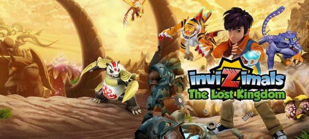 Invizimals The Lost Kingdom Review