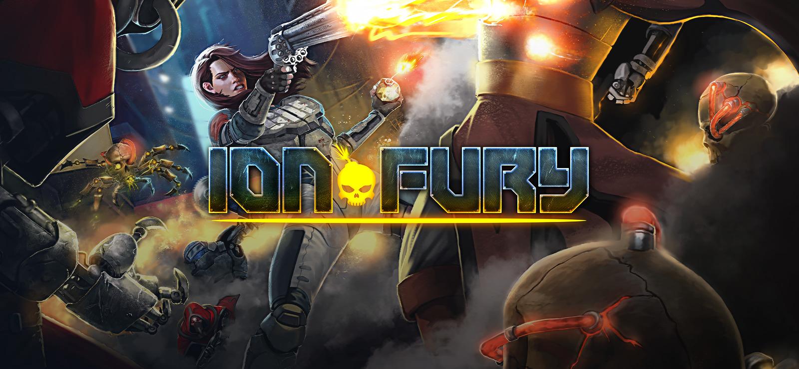 Ion Fury review - GodisaGeek.com