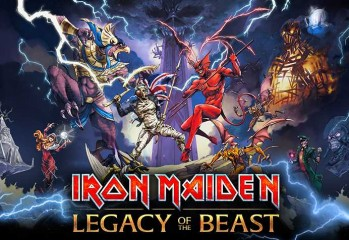 Iron Maiden: Legacy of the Beast Review