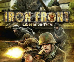 Iron Front – Liberation 1944 Packshot and Release Date Revealed