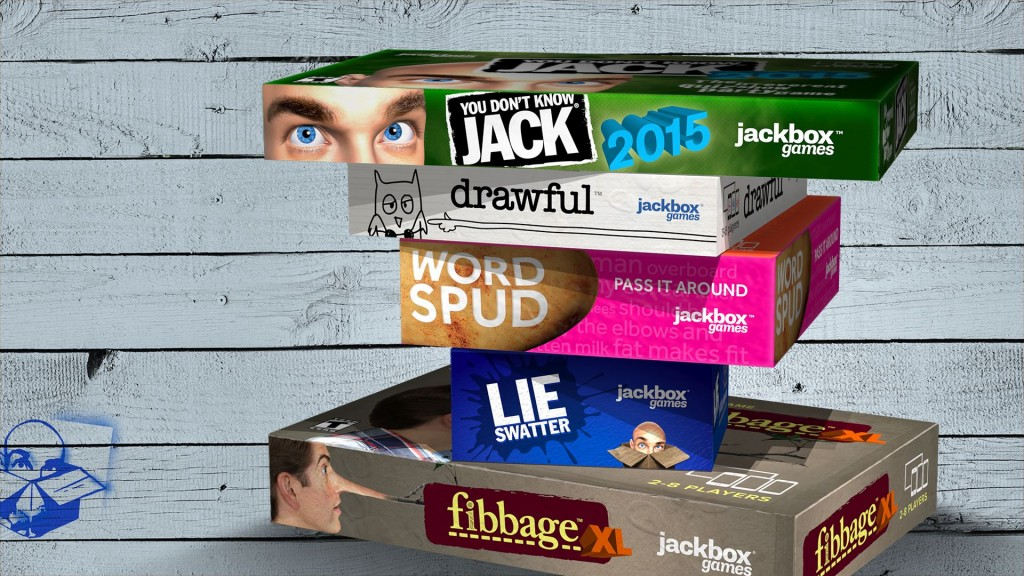 jackbox party pack ps4 online