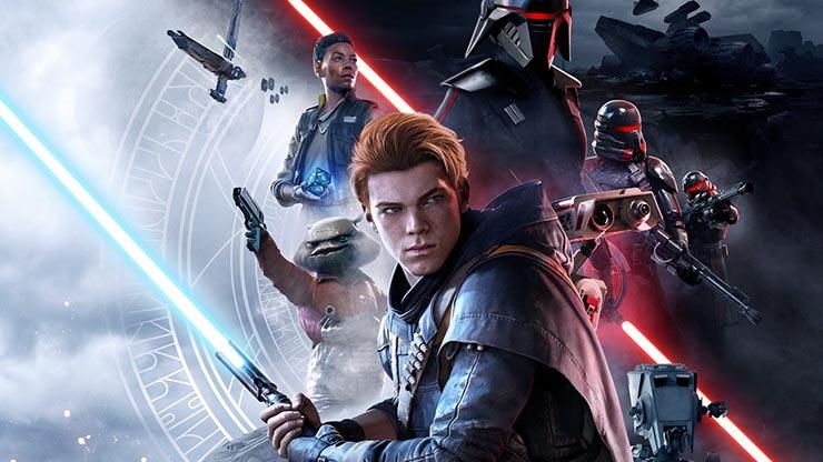 Jedi Fallen Order music video
