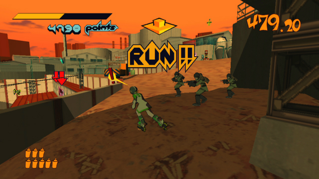 Jet Set Radio - Screenshot 3