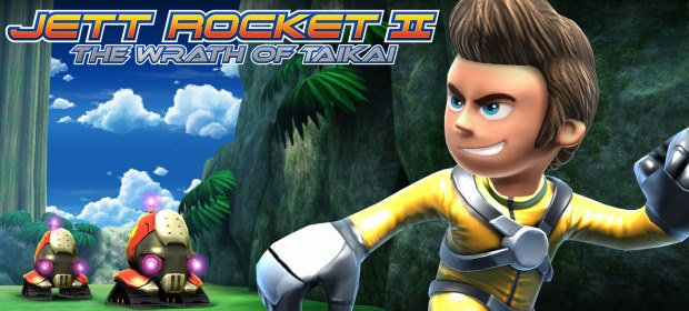 Jett Rocket II: The Wrath of the Taikai Review