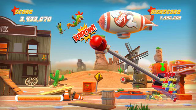 Joe Danger: Special Edition - Blimp
