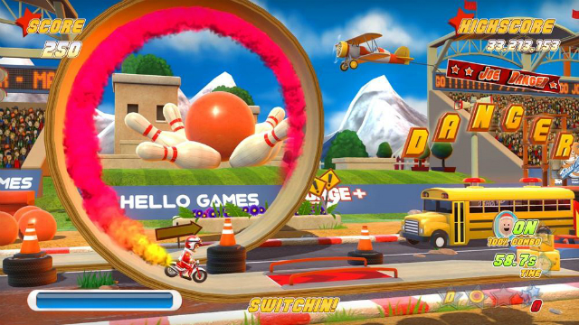Joe Danger: Special Edition - Loop