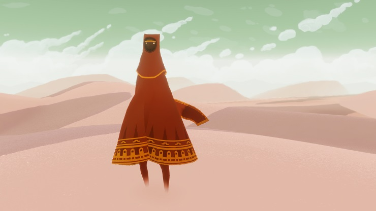 Journey character