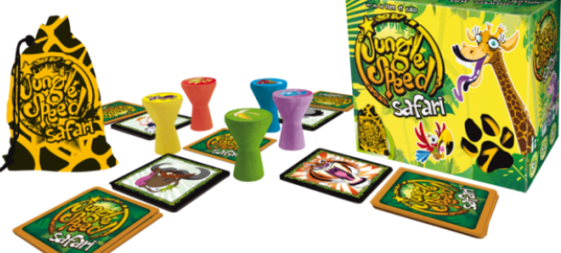 Jungle Speed Safari Review