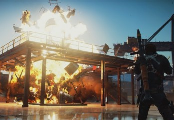 Just Cause 3 more explosions