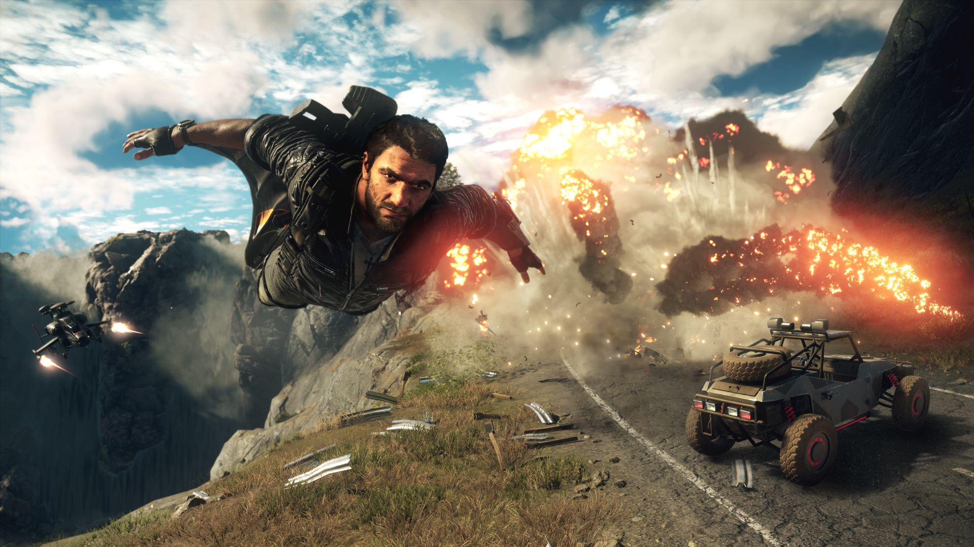 Just Cause Is Getting the Movie Treatment