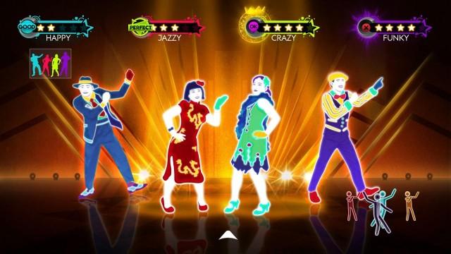 Just Dance 3 - Group Dancing