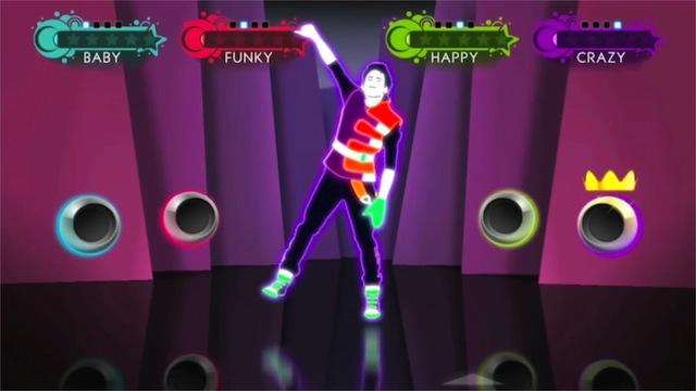 Just Dance 3 - Man Dancing