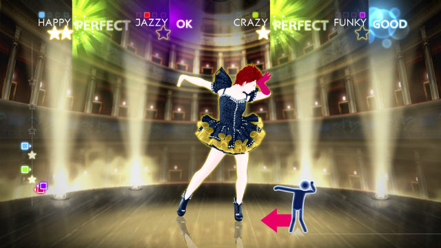 Just Dance 4 - Screenshot 02