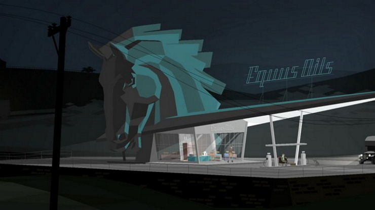 Kentucky Route Zero: TV Edition Xbox One review