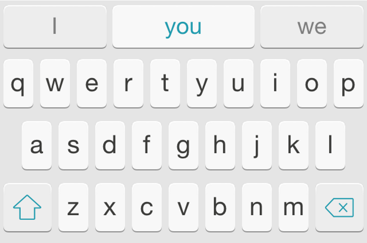 Here Are Four Keyboard Apps For Ios 8 Users To Consider