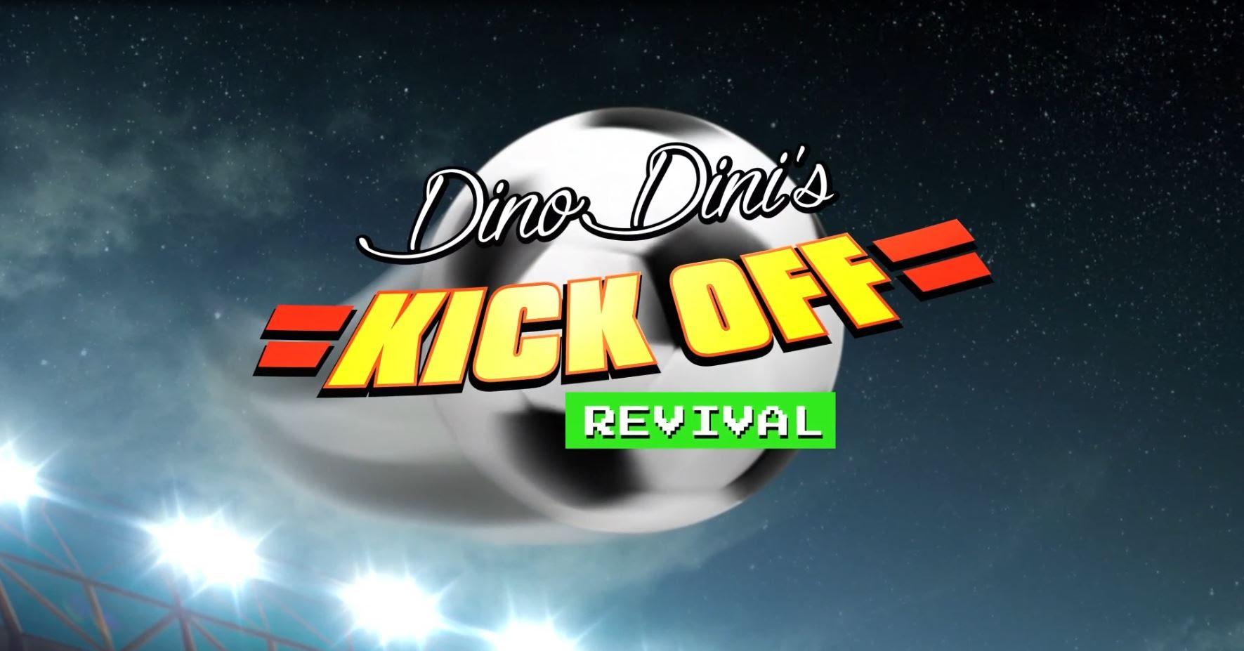 Resultado de imagem para Dino Dini's Kick Off Revival