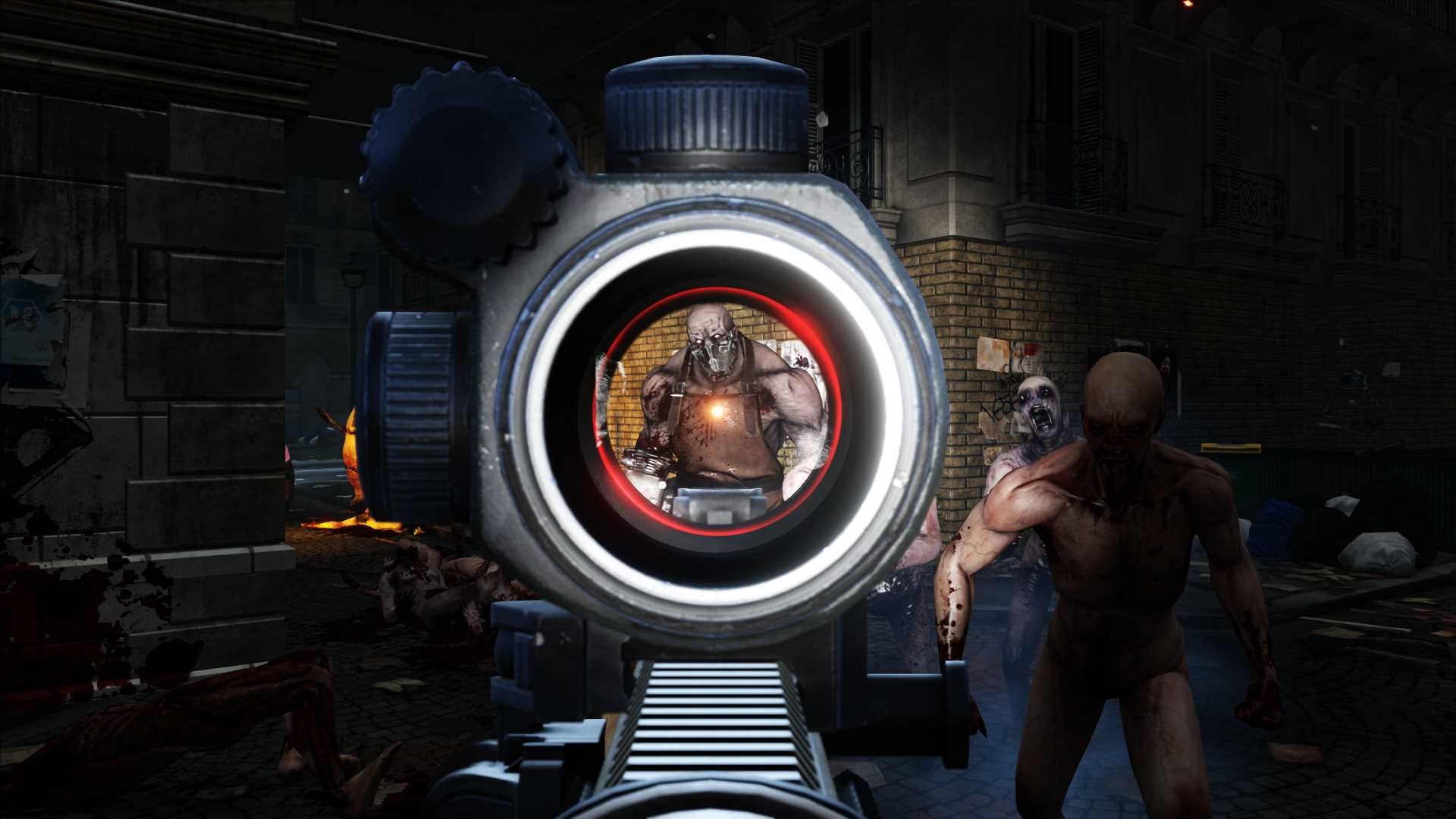 Killing Floor 2 PS4 Pro - 01