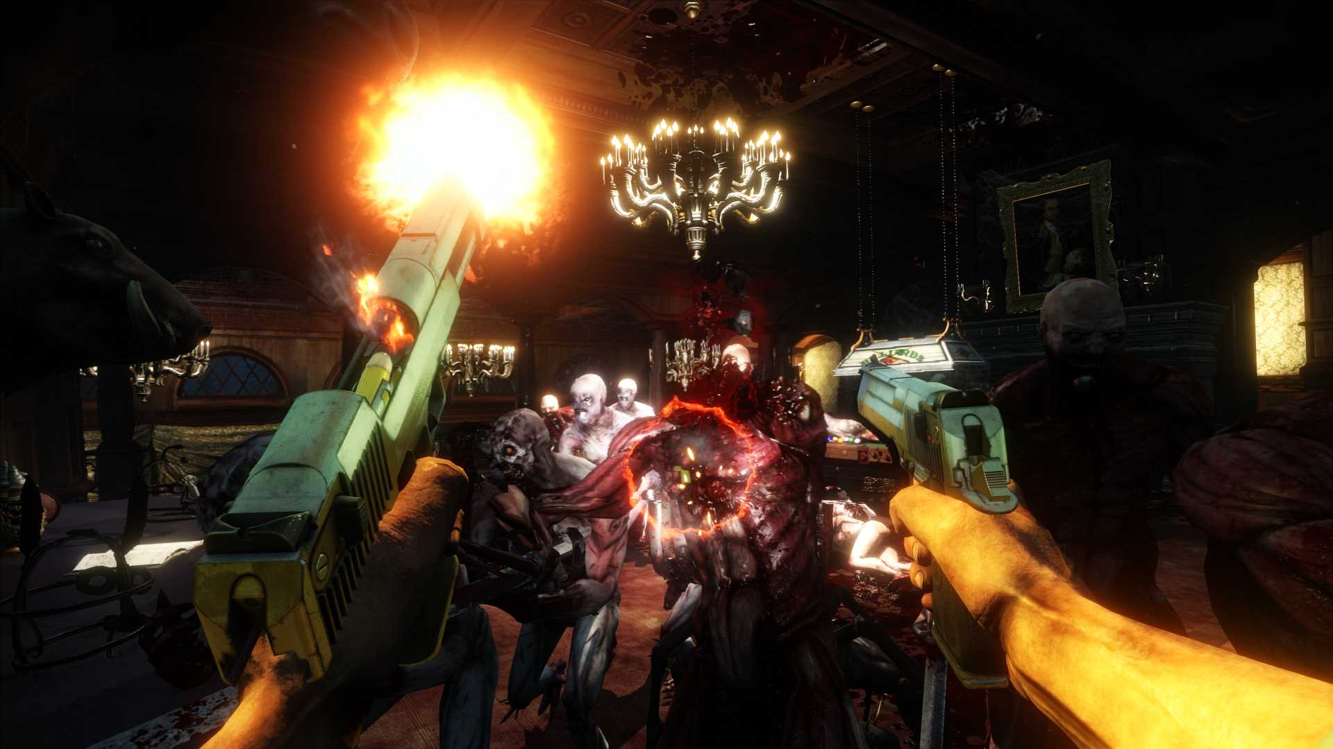 Killing Floor 2 PS4 Pro - 07
