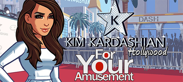 For Your Amusement: Kim Kardashian: Hollywood