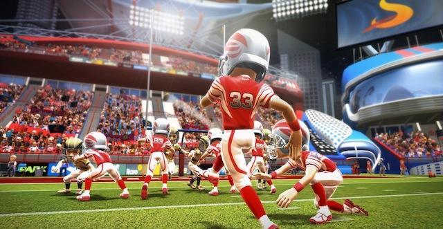 Kinect Sports: Season 2 - American Football