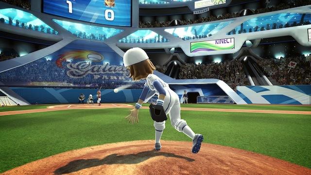 Kinect Sports: Season 2 - Baseball