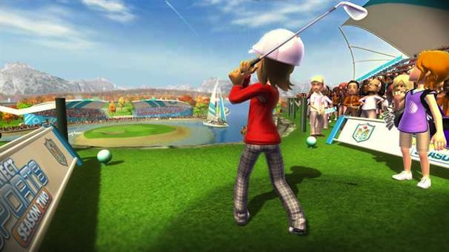 Kinect Sports: Season 2 - Golf